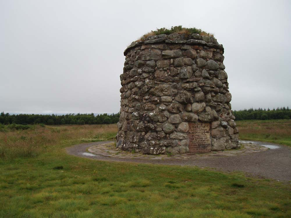 Culloden Battelfield Monument