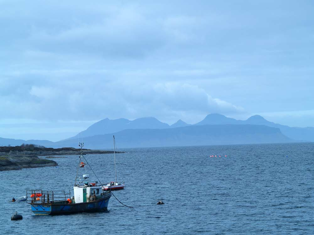 Eigg and Rum