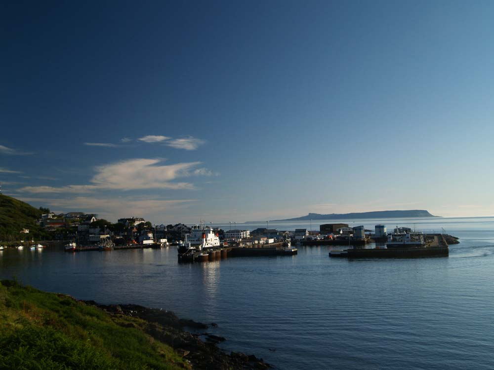 Mallaig Fishing Port