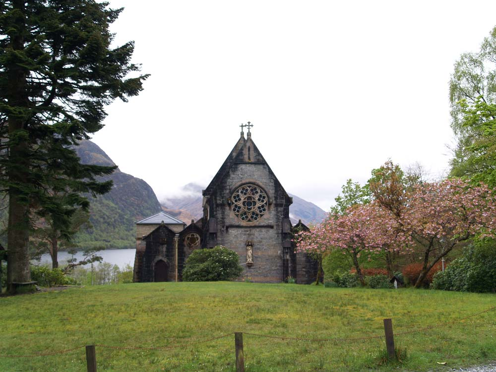 St Finnan's Church